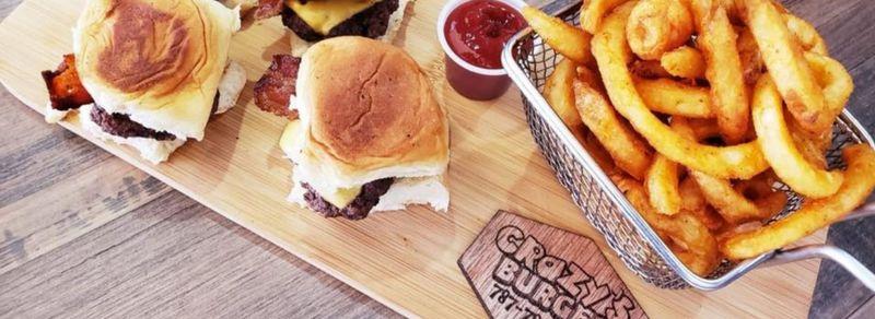 Crazy's Burger