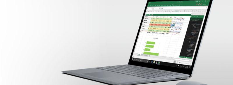 Servicios de Excel o Google Sheets