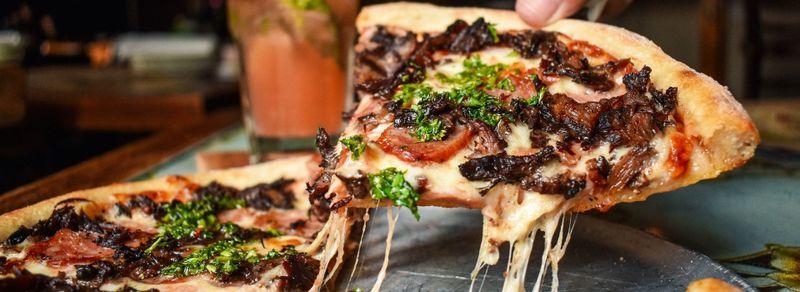 Pirilo Pizza Rústica - Ocean Park