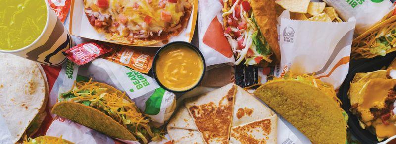 Taco Bell - Parada 18
