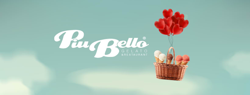 Piu Bello Gelato and Restaurant