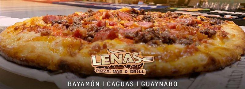 Leñas Pizza Bar & Grill - Guaynabo