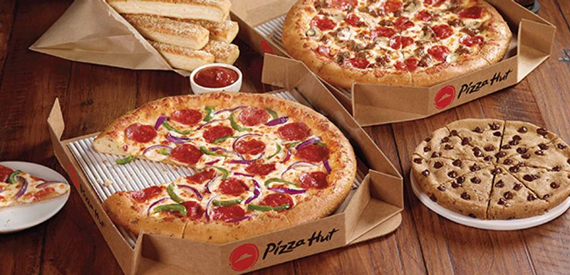 Pizza Hut - Parada 18